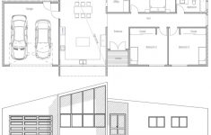 Sip House Plans Modern Awesome Small Houses 55 Ch281 V5