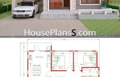 Small Basic House Plans New Simple House Design Plans 11x11 With 3 Bedrooms Full Plans