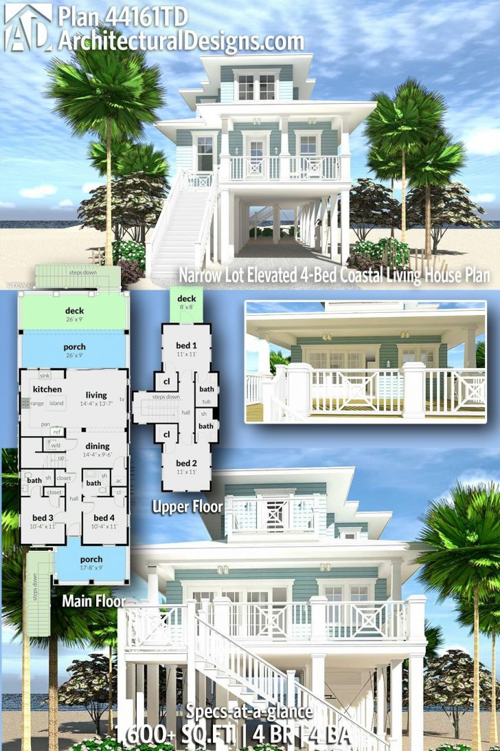 Small Coastal Home Plans 2020