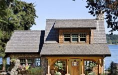 Small English Cottage House Plans Inspirational Think Small This Cottage On The Pu Sound In Washington