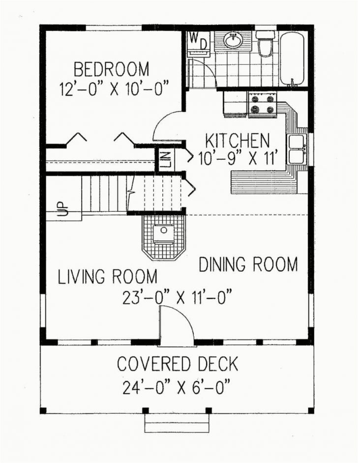 Small House Plans 1000 Sq Ft 2020