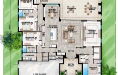 Small House Plans Florida Luxury Florida Contemporary Mediterranean House Plans Two Story