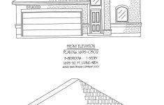 Small House Plans Hawaii Fresh 1695 0302 Square Feet Narrow Lot House Plan