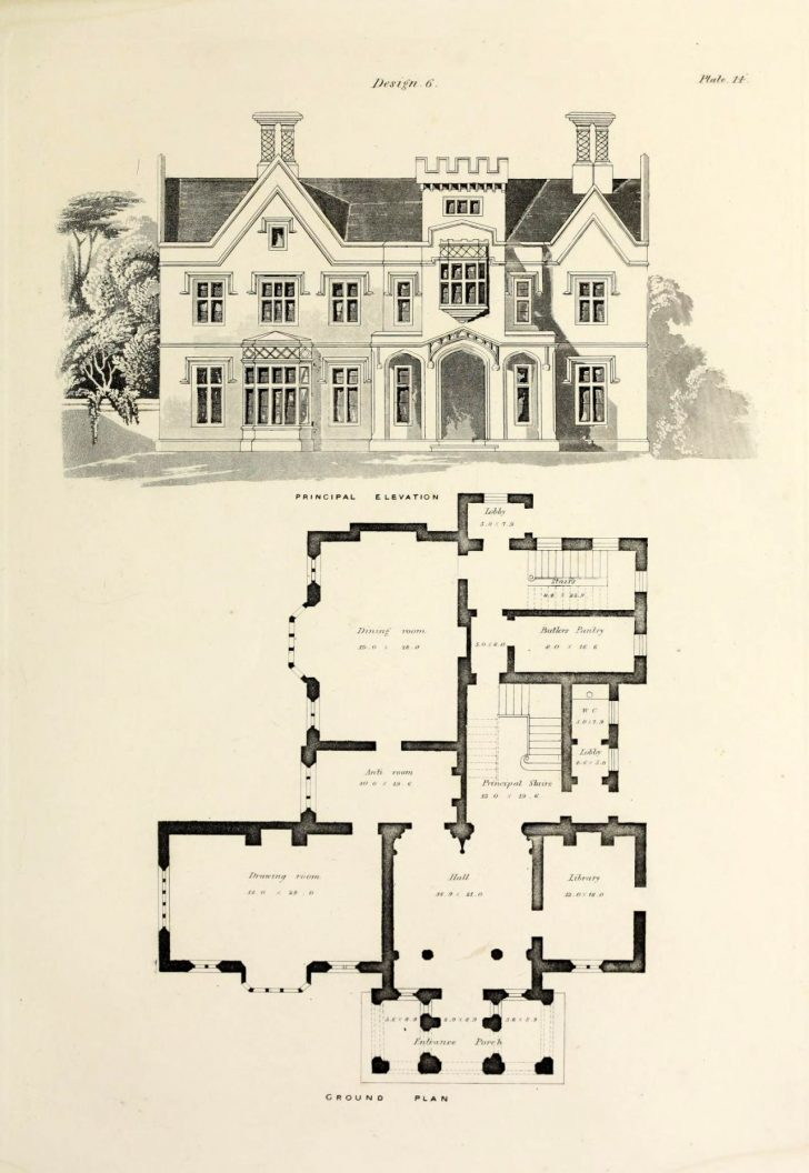 Small Mansion House Plans 2021