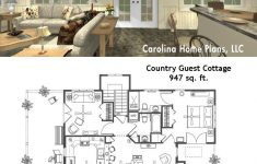 Small Open House Plans With Porches Fresh Small Open Floor Plan Sg 947 Ams Great For Guest Cottage Or