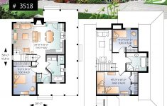Small Open House Plans With Porches Unique House Plan Hickory Lane No 3518