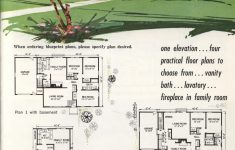 Small Rambler House Plans Awesome Town & Country Ranch Homes 1962