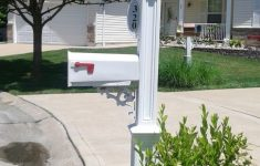 Solar Lamp Post With Mailbox Inspirational Mailbox With Solar Light