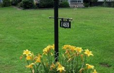Solar Lamp Post With Mailbox Lovely Address Plaque Gas Street Lamp Post