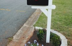 Solar Powered Mailbox Beautiful How To Boost Your Mailbox Curb Appeal — Autumn All Along