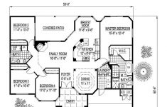Southwest House Floor Plans Inspirational Southwest Style House Plan With 4 Bed 2 Bath 2 Car