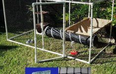 Temporary Dog Fence Kit Best Of Cat Pet Enclosure Kit Includes Netting And Hammock