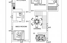 Three Bedroom Home Plans Awesome Free House Plan 1511 Sq Ft 3 Bedroom Simple Home Design