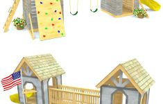 Tree House Swing Set Plans Elegant Twin Peaks Play Set Plan