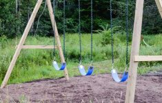 Tree House Swing Set Plans Unique How To Build A Wooden Swing Set E Easy Way
