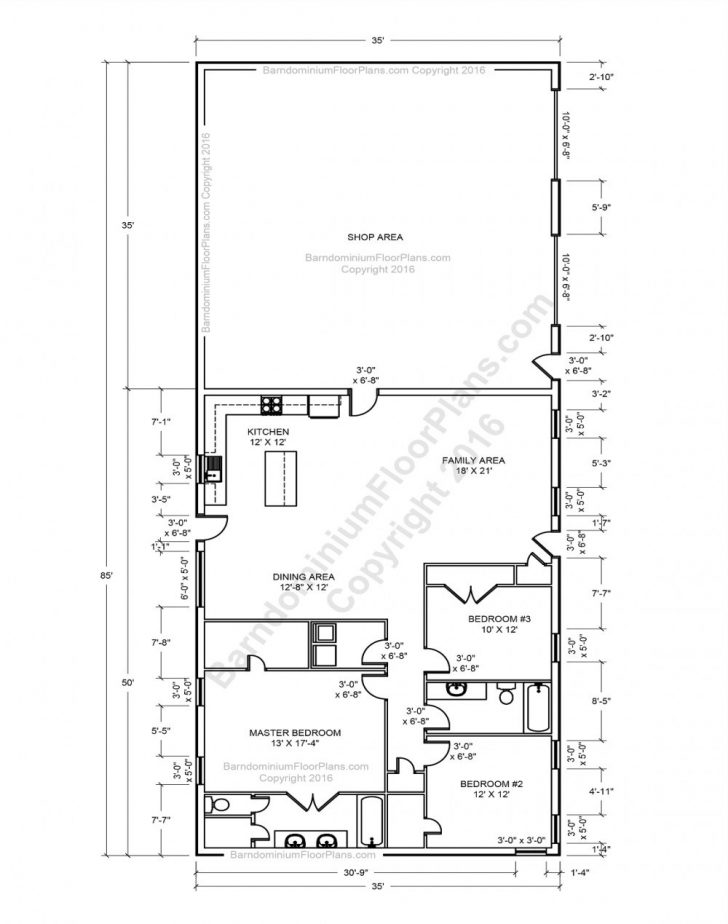 Two Story Barn House Plans 2021