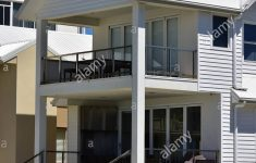 Two Story House With Balcony Inspirational White Two Story Wooden House With Large Entrance And Balcony