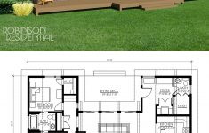 Ultra Contemporary Small House Plans Fresh Contemporary Nokomis 1303