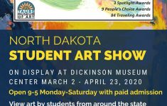 Us Post Office Hours Dickinson Nd Luxury Nd Traveling Student Art Show Now Display – Dickinson