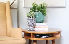 Waddell Table Legs Instructions Luxury Midcentury Modern Side Table Diy A Beautiful Mess