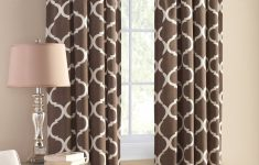 Walmart Mainstay Vinyl Mini Blinds Best Of Mainstays Canvas Ironwork Curtain Panel