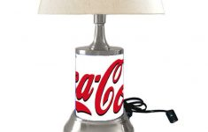 Wizard Of Oz Lamp Shade Awesome Coca Cola Lamp With Shade White Background
