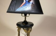 Wizard Of Oz Lamp Shade Best Of Wizard Of Oz Hourglass Of Destiny Lamp 22in Tall