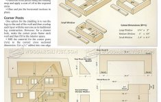 Wooden Doll House Plans Awesome Doll House Plans • Woodarchivist