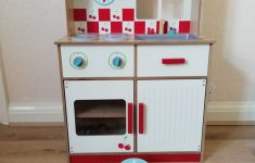 Wooden Kitchen Accessories Asda Luxury Asda George Wooden Deluxe Play Toy Kitchen In Le5 Leicester