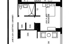 10 Feet Wide House Plans Luxury Home Plans For 20x40 Site