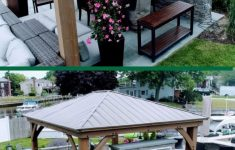 12 X 14 Gazebo Costco Luxury Check Out This Incredible Outdoor Entertainment Area That
