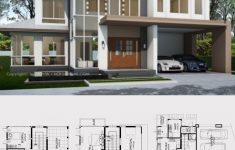 6 Bedroom Modern House Plans Best Of Home Design Plan 16x11m With 6 Bedrooms In 2020