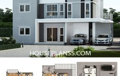 6 Bedroom Modern House Plans Fresh House Plans Design Idea 13x8 5 With 6 Bedrooms
