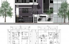 7 Bedroom Floor Plans Lovely House Plans 12mx20m With 7 Bedrooms In 2020