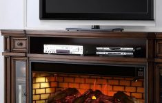 """70 Inch Electric Fireplace Tv Stand Costco Unique Klamath 75"""" Fireplace Mantle"""