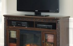 70 Inch Electric Fireplace Tv Stand Costco Unique North Shore Tv Stand With Fireplace By Ashley Home