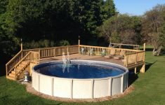 Above Ground Pool Deck Design Software Free Luxury Ground Pool Deck For 24 Ft Round Pool Deck Is 28x28