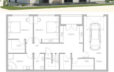 Affordable Home Floor Plans Luxury Sloping Lot House Plan House Design Floor Plan Affordable