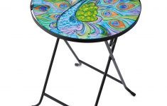Aldi Patio Table Inspirational Gardenline Peacock Glass Table