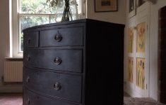Antique Black Bedroom Furniture Best Of Antique Black Painted Mahogany Georgian Bow Front Chest