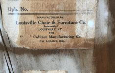 Antique Furniture Louisville Ky Lovely Louisville Chair & Furniture Co Dining Set
