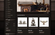 Antique Furniture Online Store Inspirational E Merce Templates And Themes For Line Antique Store