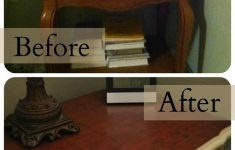 Antique Furniture Refinishing Techniques Best Of Diy Distressed Table Transformation Tutorial Painting