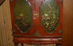 Antique Furniture Washington Dc Awesome Japanese Style Lacquered Cabinet For Sale
