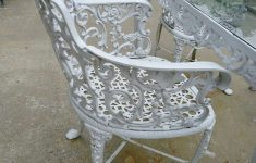 Antique Iron Patio Furniture Elegant Antique Neoclassical Cast Iron Patio Set At 1stdibs