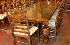 Antique Oak Dining Room Furniture Best Of Vintage Solid Oak Ref No A