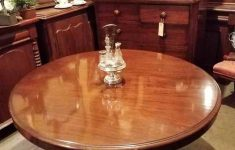 Antique Round Tables Furniture Luxury Antique Dining Table In Solid Mahogany Circa 1845