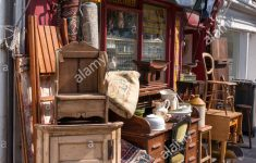Antique Second Hand Furniture Awesome Used Second Hand Furniture Stacked Outside Of A Bric A Brac