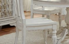 Antique White Dining Furniture Elegant Details About Set Of 2 Magnolia Classic Wooden Splat Back Side Chairs In Antique White Finish