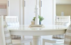 Antique White Dining Room Furniture Inspirational Updated Farmhouse Style Breakfast Nook